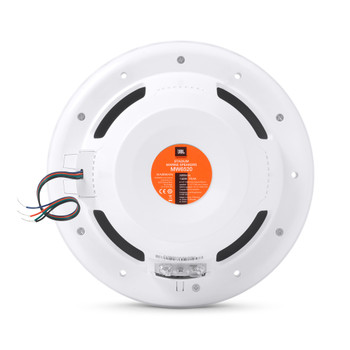 "JBL MW6520AM - Stadium Marine MW6520 White 6.5"" Premium 2-Way RGB LED Coaxial Speakers"