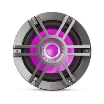 "Infinity KAPPA1050MAM - Kappa Marine KAPPA1050M Titanium 10"" Premium RGB LED Subwoofer"
