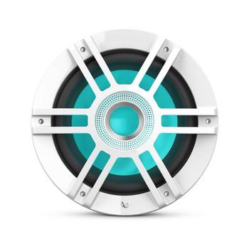 "Infinity KAPPA1010MAM - Kappa Marine KAPPA1010M White 10"" Premium RGB LED Subwoofer"