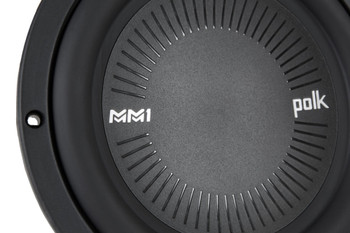 """Polk MM842SVC 8"""" Single 4-Ohm Voice Coil Subwoofer with Ultra Marine Certification"""