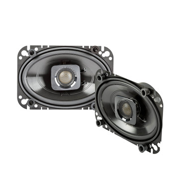"Polk DB462 4x6"" Coaxial Speakers with Marine Certification"