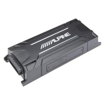Alpine KTA-30MW Mono Tough Power Pack Amplifier 200 RMS x 1 at 4-Ohms / 300 RMS x 1 at 2-Ohms