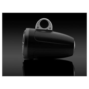 JL Audio 8.8-Inch M6 ETXv3 Tower Speaker System, Gunmetal & Titanium, Sport Grille - SKU: M6-880ETXv3-Sb-S-GmTi