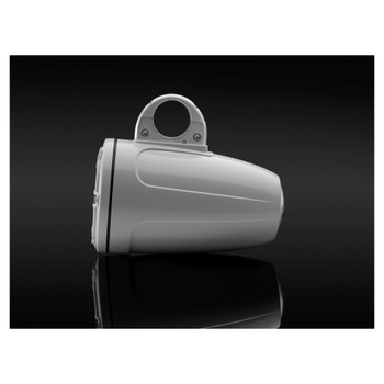 JL Audio 7.7-Inch M6 ETXv3 Tower Speaker System, Gloss White, Sport Grille - SKU: M6-770ETXv3-Gw-S-GwGw