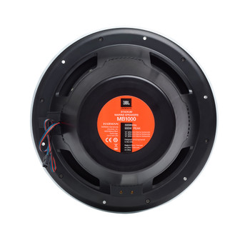 "JBL MB1000AM - Two Stadium Marine MB1000 Black 10"" Premium RGB LED Subwoofers"