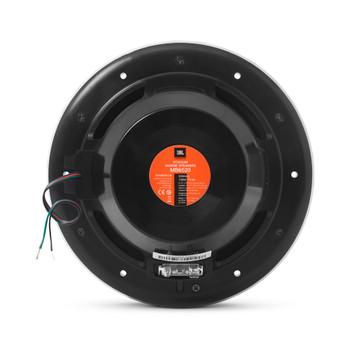 "JBL MB6520AM - Two Pairs Of Stadium Marine MB6520 Black 6.5"" Premium 2-Way RGB LED Coaxial Speakers"
