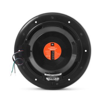 "JBL MB6520AM - Two Pairs Of Stadium Marine MB6520 Black 6.5"" Premium 2-Way RGB LED Coaxial Speakers"