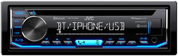 JVC KD-TD70BT CD Receiver featuring Bluetooth / USB / Pandora / iHeartRadio / Spotify / FLAC / 13-Band EQ