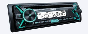 Sony MEX-M100BT CD Receiver with BLUETOOTH Wireless Technology - Used Very Good