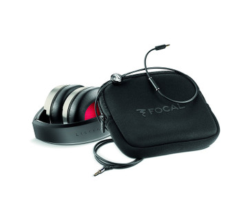 Focal Listen Premium Wired Closed-Back Circum-Aural Portable Headphones - Used Very Good
