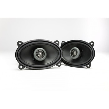 MB Quart Formula 4 x 6 inch 2-way coaxial car speakers - Open Box