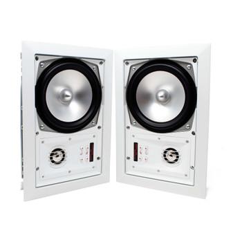 SpeakerCraft MT6 Three ASM87630 In-Wall or In-Ceiling Loudspeakers (pair) - Used Very Good