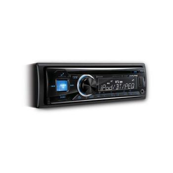 Alpine CDE-143BT Advanced Bluetooth® Receiver