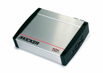 Kicker KX-Series 1200 Watt Class-D Monoblock Amplifier 40KX12001 - Used Very Good