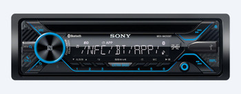 Sony MEX-N4200BT CD Receiver with BLUETOOTH Wireless Technology - Open Box