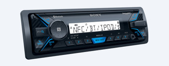 Sony DSX-M55BT Marine Media Receiver with BLUETOOTH Wireless Technology - Used Very Good