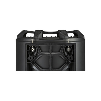 Kicker 46CWTB102 TB10 10-inch Loaded Weather-Proof Subwoofer Enclosure w/Passive Radiator - 2-Ohm, 400 Watt