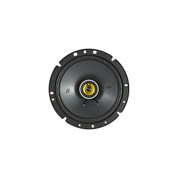 Kicker 46CSC674 CS-Series CSC67 6.75-Inch (165mm) Coaxial Speakers, 4-Ohm (Pair)