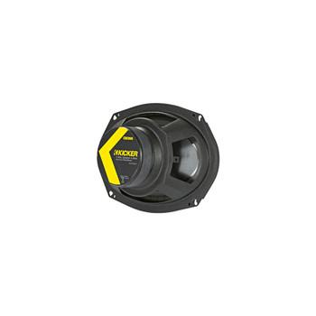Kicker 46CSC6934 CS-Series CSC693 6x9-Inch (160x230mm) 3-Way Speakers, 4-Ohm (Pair)