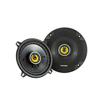 Kicker 46CSC54 CS-Series CSC5 5.25-Inch (130mm) Coaxial Speakers, 4-Ohm (Pair)
