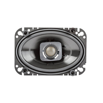"Polk Audio - Two Pairs Of DB462 4x6"" Coaxial Speakers - Marine and Powersports Certification"