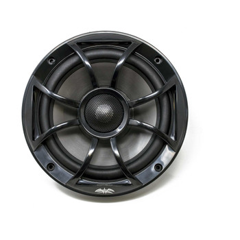 "Wet Sounds - Four Pairs Of RECON6-BG Recon Series 6.5"" Coaxial speakers With Black XS Grilles And Cones"