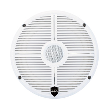 "Wet Sounds - Four Pairs Of RECON 6 XW-W Recon Series 6.5"" 60-Watt RMS Coaxial Speakers With White XW Grilles"