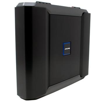 Alpine R-A75M R-Series Mono Digital Amplifier - 750 Watts x 1 at 2-Ohms