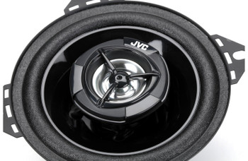 "JVC 4"" DRVN CS-DR421 220W Peak (35W RMS) 4"" 2-way DRVN Series Coaxial Factory Upgrade Car Speakers (Pair)"