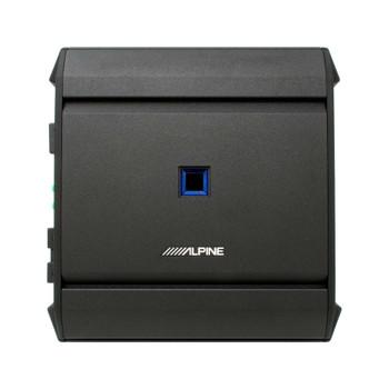 Alpine S-A60M Mono Digital Subwoofer Amplifier - 600 Watts x 1 @ 2-Ohms & 330 Watts x 1 @ 4-Ohms