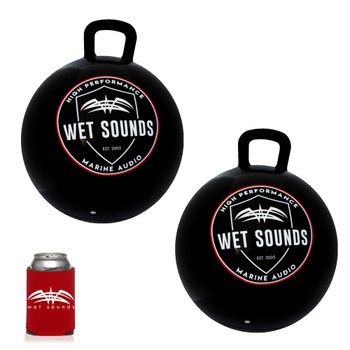 Wet Sounds - Two Pack Of WS-BABz Bumper Buoy Balls