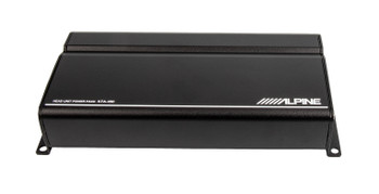 Alpine KTA-450 4-Channel Power Pack Amplifier with Dynamic Peak Power 45W RMS x 4, At 2 Or 4 Ohms
