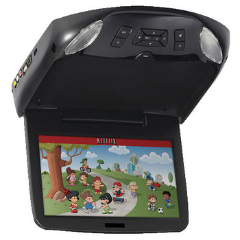 """Advent ADVEXL10HD 10.1"""" Digital Hi-Def Overhead Monitor System with DVD and HD Inputs"""
