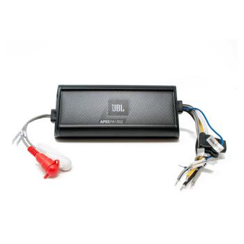 JBL Apex PA 1502 300 Watt RMS 2 Channel Marine & Powersport Amplifier - 150 x 2 At 2-Ohms