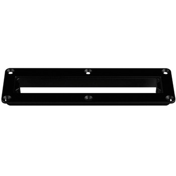 Wet Sounds Billet WS420-SQ In Dash Mount  - Black