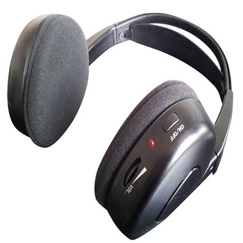 Audiovox MTGHP1CA Single channel wireless fold-flat headphones