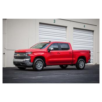 JL Audio SB-GM-SLVCC4/12TW3: Stealthbox® for 2019-Up (Gen 4) Chevrolet Silverado / GMC Sierra 1500 Crew Cab Trucks