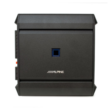 """Alpine Type-S Speaker and Amp Bundle 2 Pair of 6.5"""" S-S65C Component Set with S-A32F Amplifier"""