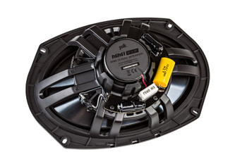 """Polk MM692 6x9""""Coaxial Speakers Bundle Includes 2 Pair with Marine and Powersports Certification"""