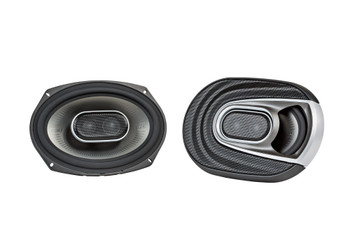 "Polk MM692 6x9""Coaxial Speakers Bundle Includes 2 Pair with Marine and Powersports Certification"
