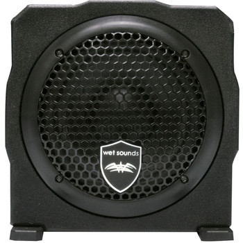 Wet Sounds Stealth AS-6 250 Watts Active Subwoofer Enclosure - Used Good