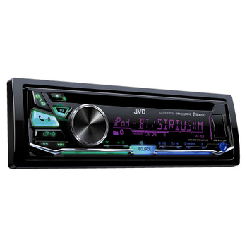 JVC KD-R970BTS CD with Steering Wheel Control interface