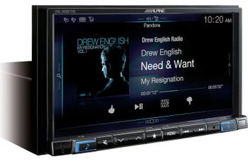 "Alpine INE-W967HD 7"" Audio/Video/Nav Receiver - Used Acceptable"