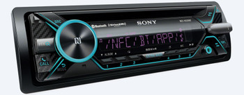 Sony MEX-N5200BT CD Receiver with BLUETOOTH Wireless Technology - Open Box