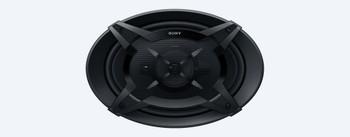 Sony XS-FB6930 6 x 9 in (16 x 24 cm) 3-Way Speakers (Pair) - Used Very Good