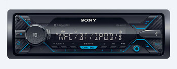 Sony DSX-A415BT Media receiver with Bluetooth Wireless Technology, 10-Band EQ, FLAC, Extrabass - Used Good