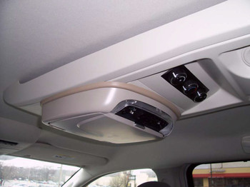 "Advent 10.1"" Digital Hi-Def Overhead Video System For VW Routan, Chrysler Town & Country, Dodge Caravan 2008+"