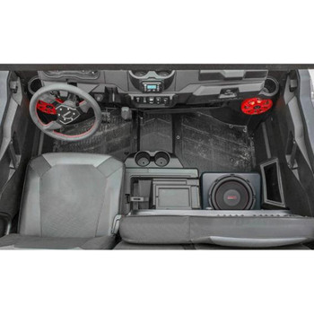 "SSV Works RG4-SB10 10"" Subwoofer Enclosure For Polaris Ranger XP1000 2018+"