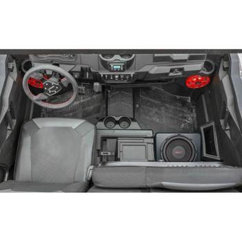 "SSV Works RG4-SB10 10"" Subwoofer Enclosure For Polaris Ranger XP1000 2018+"