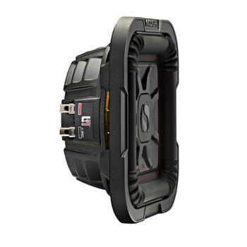 Kicker 46L7T84 L7T L7-Thin 8-Inch (20cm) Subwoofer, Dual Voice Coil, 4-Ohm, 350 Watt